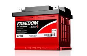 Bateria Estacionária Freedom Heliar em Curitiba