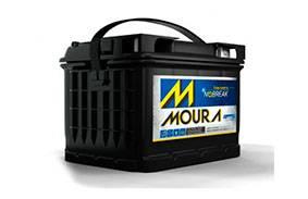Bateria Estacionária Moura em Curitiba