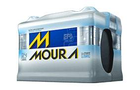 Bateria Start Stop Moura EFB em Curitiba
