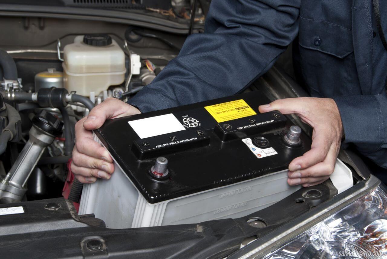 Quando trocar a bateria automotiva?